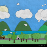 Paperland Live Wallpaper Android App Review